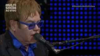 Скачать Elton John 2013 São Paulo 40th Anniversary Of The Rocket Man Tour Full Concert HQ