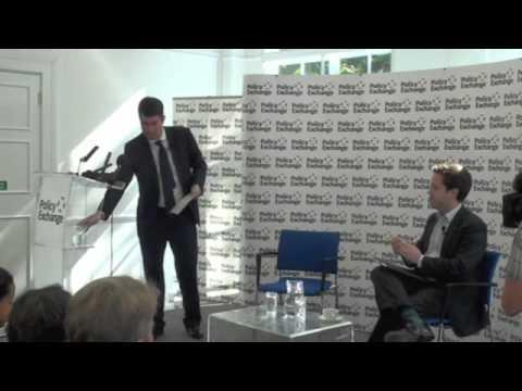 Where next for tackling tax avoidance? with David Gauke MP | 23.07.2012