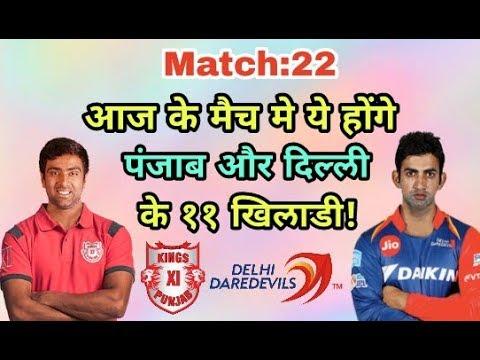 IPL 2018 KXIP vs DD: Kings Eleven Punjab vs Delhi Daredevills Predicted Playing Eleven (XI)