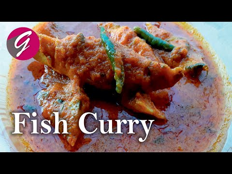 POMFRET FISH CURRY | POMFRET FISH MASALA | FISH CURRY RECIPE