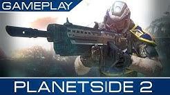 Gameplay, Tricks & Tipps - Planetside 2 - Free Online Games auf POGED