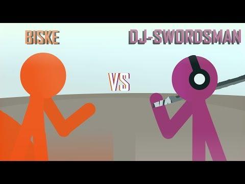 Dojo Duel - Biske vs DJ-Swordsman (by -Fox-)