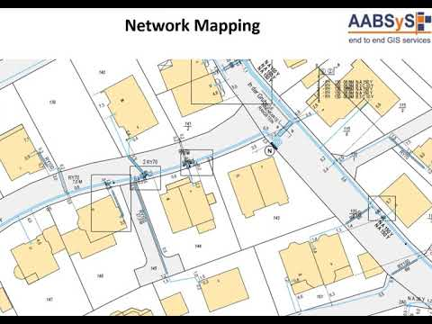 GIS Data Management for Electrical Networks