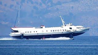 Corfu Greece - Flying Boat