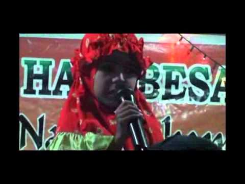 Ceramah anak anak (Peringatan Isra Mi'raj 2013) Kp.Babakan - Banten
