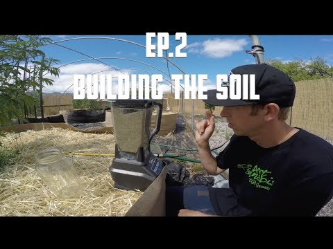 THE MOUNTAIN PROJECT - EP. 2 (Building the Soil)