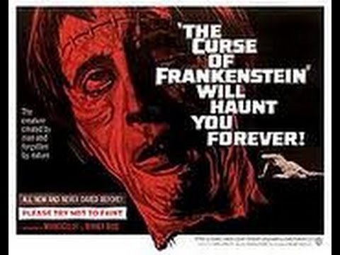 The Curse Of Frankenstein 1957 Film Review