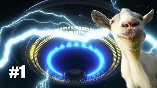 Караул! Нас похитили пришельцы! - Goat Simulator - Эпизод 1