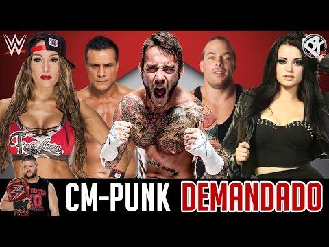 WWE NOTICIAS 26: PUNK, Nikki, Del Rio, RVD, Harper, Lesnar, Paige y mas!