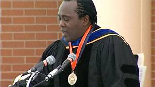 Jeff Koinange's Speech at Kingsborough Community College