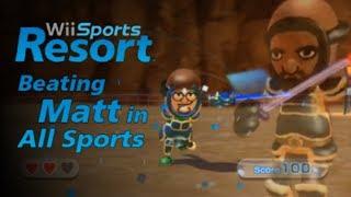 WSR--Beating Matt in All Sports