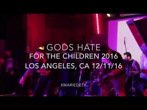 Gods Hate -FULL SET- | UNION | For The Children 2016