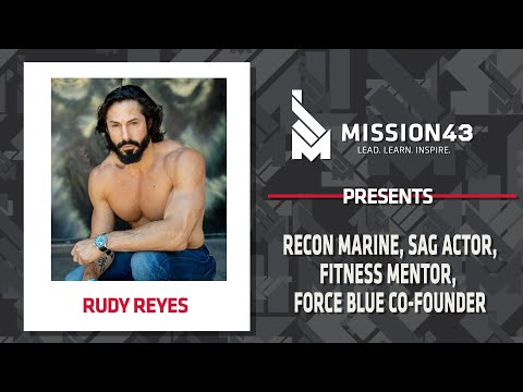 EP008 The Real Rudy Reyes!