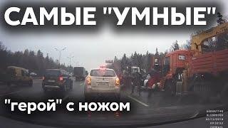 Подборка САМЫХ 'УМНЫХ' водителей #168