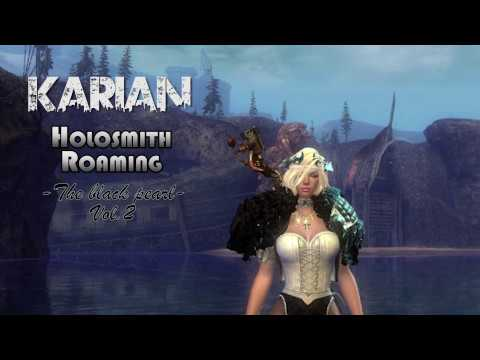 GW2: PoF | EPIC Holosmith [Engineer] Outnumbered Roaming - The Black Pearl -