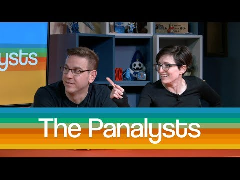 The Panalysts Ep31 - Satan's Hard at Work HOLIDAY SPECIAL!