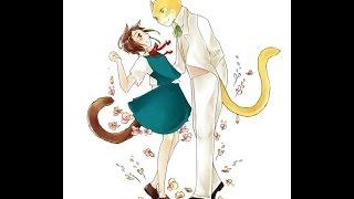 Возвращение кота . Хару и Барон