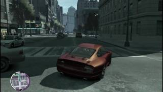 gta episodes from liberty city pc(gameplay) HD