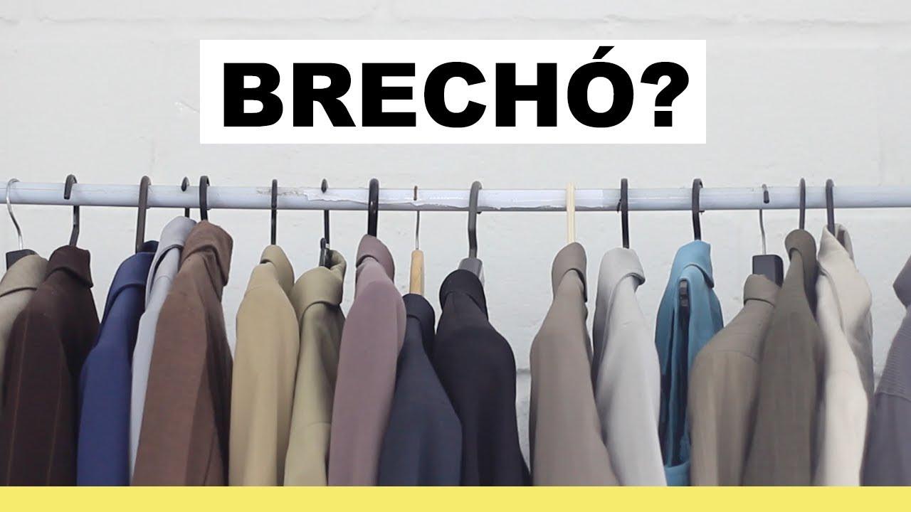 BRECHÓ: roupa velha? Preço, sustentabilidade e mais | #modadeboa