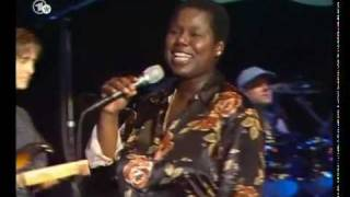 Randy Crawford │Give me the night