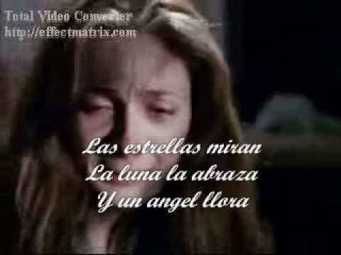 Annette moreno un angel llora youtube for Annette moreno y jardin