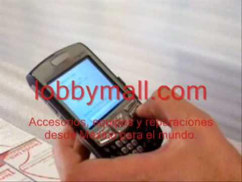 instalar windows mobile en palm: