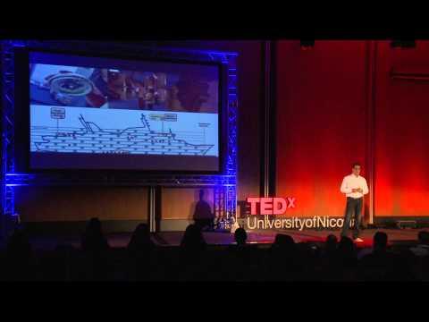 Technology That Saves Lives At Sea | Antonis Kallis | TEDxUniversityofNicosia