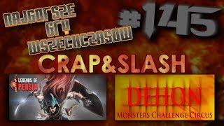 Najgorsze Gry Wszechczasów - Legends of Persia, Monster Challenge Circus (Odcinek 145)