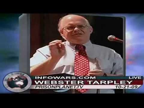 Webster Tarpley on Alex Jones Tv U.S. Attacks Iran Via CIA-Funded Jundullah Terror Group 1/3