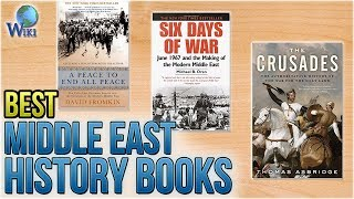 10 Best Middle East History Books 2018