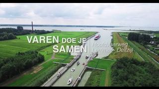 (NL) Vaarweg Lemmer Delfzijl