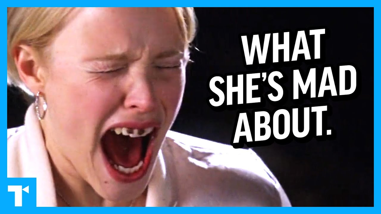 The Angry Woman Trope | Why She's Angry