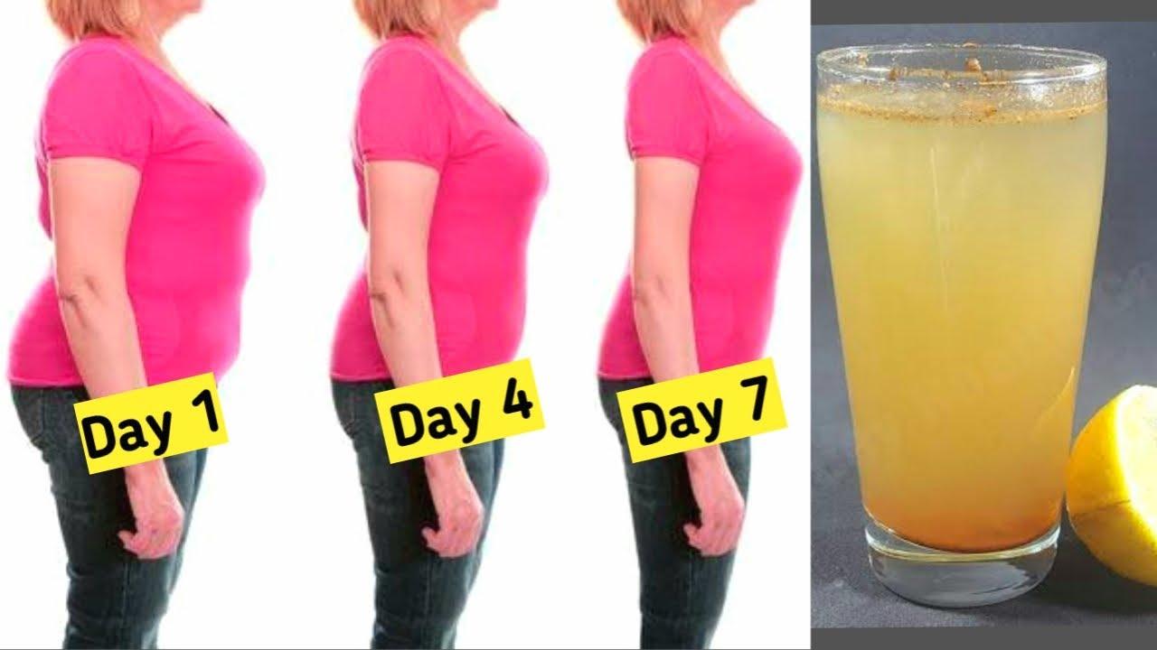 7 ದಿನದಲ್ಲಿ ತೂಕ ಕಡಿಮೆ ಮಾಡಿಕೊಂಡು ಫಿಟ್ ಆಗ್ಬೇಕಾ ಈ ಡ್ರಿಂಕ್ ಕುಡಿಯಿರಿ  How To Lose Weight Weight Loss Drink