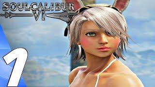 Soul Calibur 6 - Gameplay Walkthrough Part 1 - Libra of Souls (Full Game) PS4 PRO