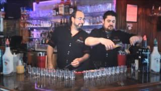 La Minute Cocktail - L'arc-en-ciel