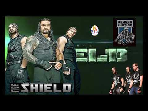 """The Shield 2nd WWE Theme""""The Truth Reigns/ Special Op Intro""""- AE"""