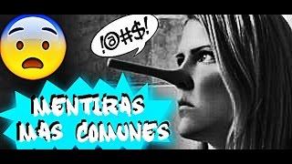 10 MENTIRAS MAS COMUNES | Brayan Sánchez