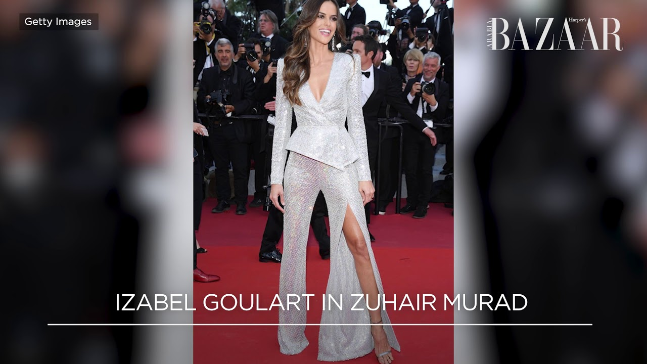 Fashion News: Arab Designers Takeover The Cannes Film Festival Red Carpet