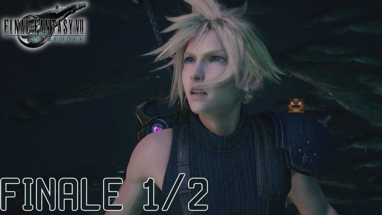 Let's Play Final Fantasy VII Remake - FINALE 1/2 -