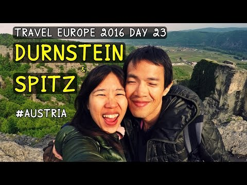 Travel Europe SS1 Day 23 : เที่ยวหุบเขาวาเคา / Dürnstein / Spitz / Krems / Wachau / เที่ยวออสเตรีย