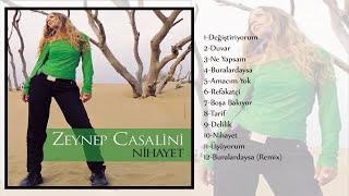 Zeynep Casalini Nihayet Official Audio
