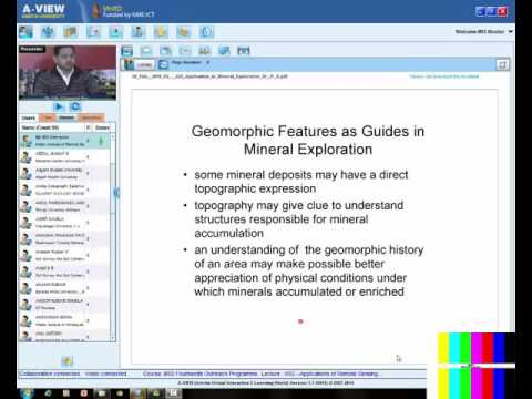 02  RS & GIS Applications in Mineral Exploration