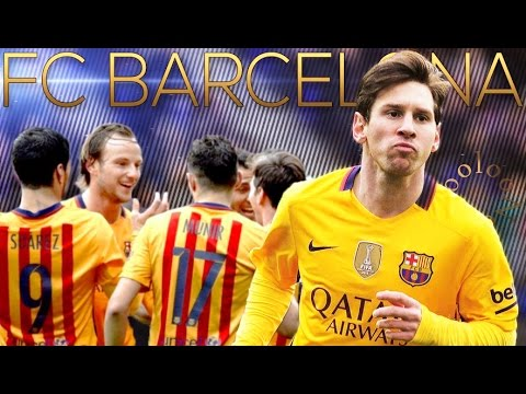 Download FC Barcelona Vs Eibar (Away) ● 2015-16 ᴴᴰ