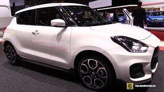 2018 Suzuki Swift Sport - Exterior and Interior Walkaround - 2018 Geneva Motor Show Video