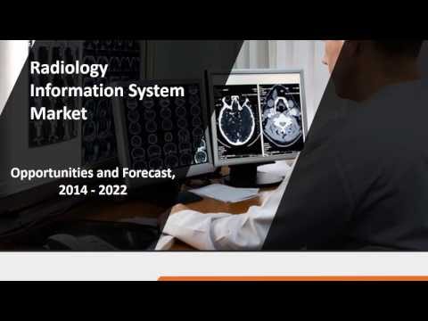 Radiology Information System Market- Industry set to Grow Positively
