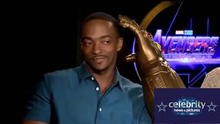 Avengers Infinity War Cast Playing With Infinity Gauntlet (Thanos Gauntlet) ( Celebrity News &