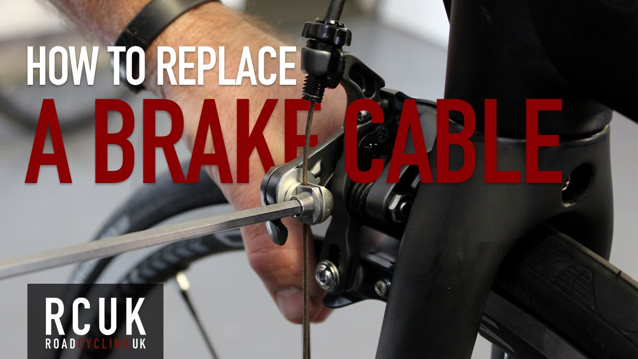 How to Change a Bicycle Brake Cable picture