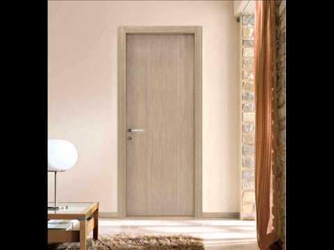 Porte interne laminato legno collezione pegaso youtube - Verniciare porte interne laminato ...