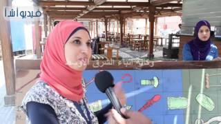 بالفيديو: مدير القسم التعليمي تشرح تفاصيل لعبة السلم والثعبان الفرعونية