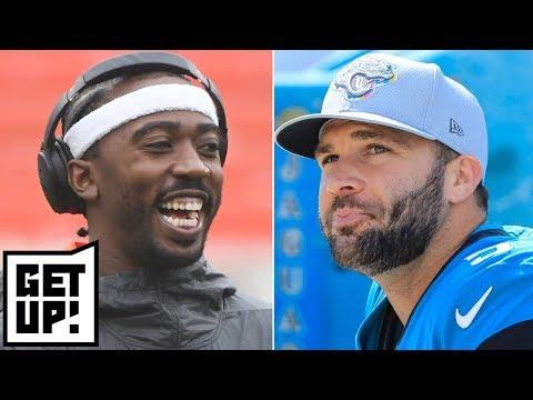 Tyrod Taylor should replace Blake Bortles as Jaguars QB - Rex Ryan   Get Up!